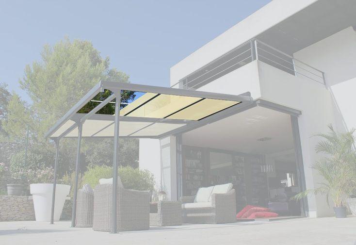 Store pour Extension Tonnelle Azura