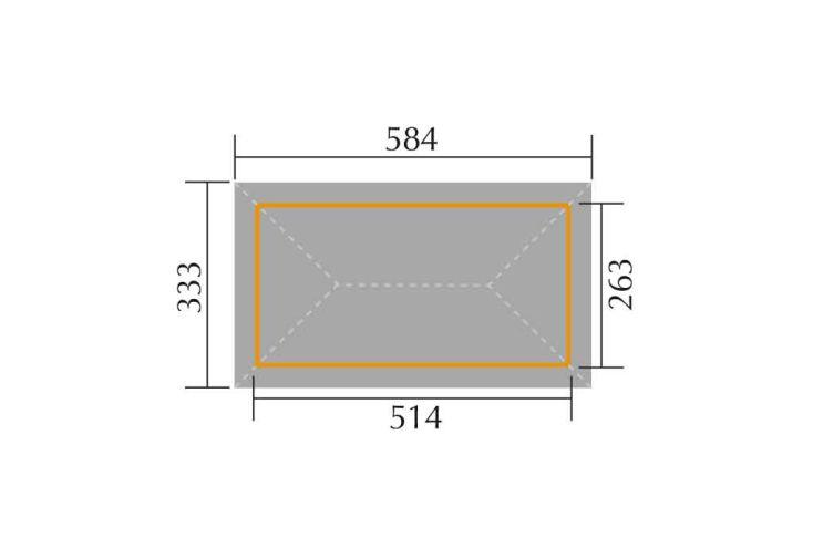 Tonnelle Bois Vario L (333x584)+kit