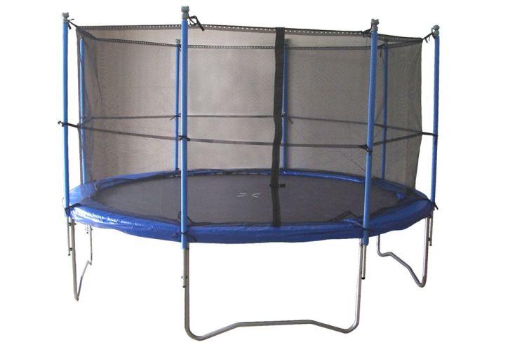 trampoline filet de protection 365 cm elem technic. Black Bedroom Furniture Sets. Home Design Ideas