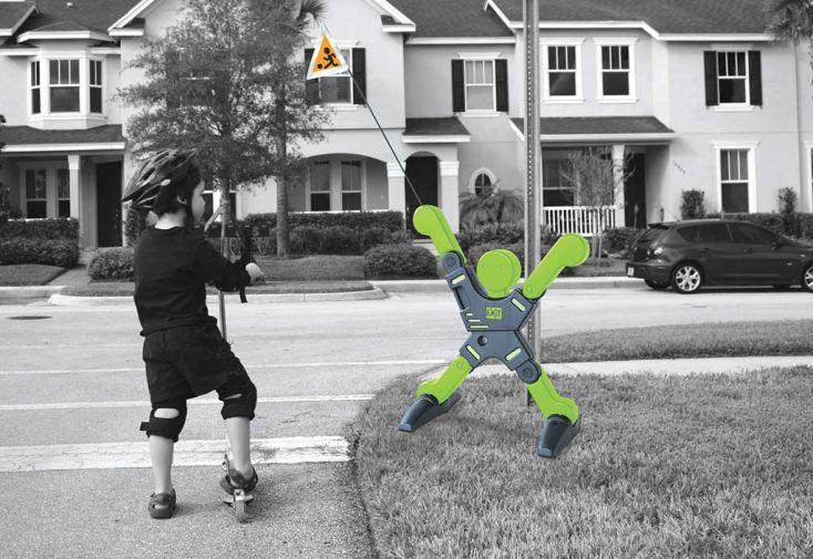 Gardien de But / Sécurité Enfants X-Man Safety Keeper