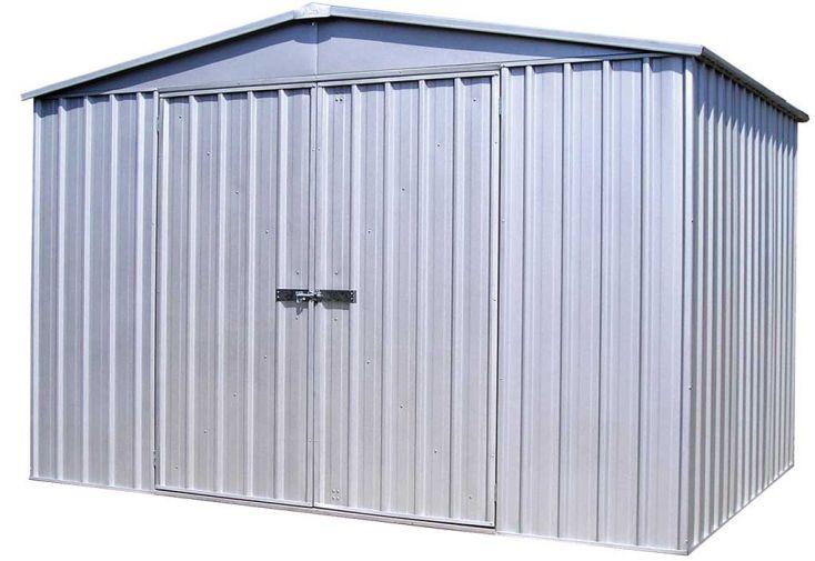 Abri de Jardin Metal Absco Regent ZA (300x366x206)