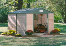 Abri de Jardin Bois Cedre 108 (307x247x233)