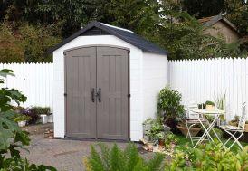 Abri de Jardin en Résine 20 mm Montfort 757 5 m²