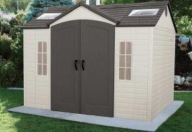 Abri de jardin PVC Element 60005