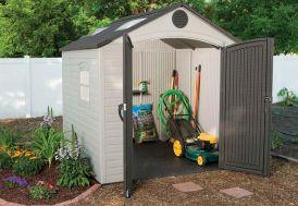 Abri de jardin PVC Sentinel 60015