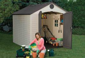 Abri de jardin PVC Sentinel 6405