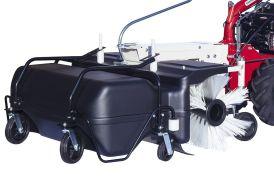 Balayeuse + Bac de ramassage pour Porte Outils Thermique P55