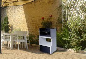 Barbecue Modulaire Béton LIV02