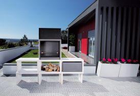 Barbecue Modulaire Béton LIV05