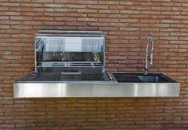 Barbecue Design au Gaz Krakatoa Elite Plus Point