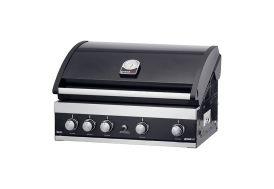 barbecue au gaz g4 grandhall à encastrer