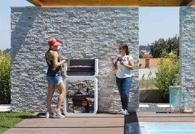 Barbecue Béton SUN02