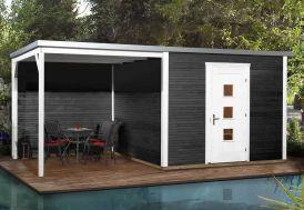 Bungalow Design Avellino (550x250cm) 45 mm