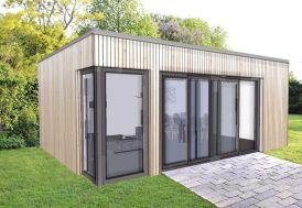 Bungalow Design Studio Baie Vitrée à 3 Vantaux + Angle vitré (635x495)