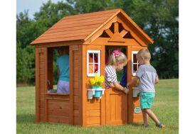 cabane de jardin en bois pour enfants Timberlake en cèdre tropical