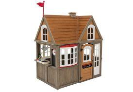 Cabane Greystone Cottage pour enfants âgés de 2 à 10 ans