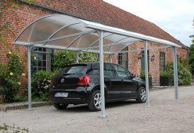 Carport Aluminium Elbe 400x240x200cm (l,l,h)