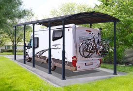 Carport Camping-Car Aluminium/Polycarbonate Arcadia Palram Alpine 10600 38 m²