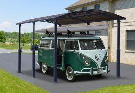 Carport Camping-Car Aluminium/Polycarbonate Palram Arcadia Alpine 6400 23 m²