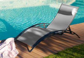 Bain de Soleil Alu et Textilène (6 coloris)