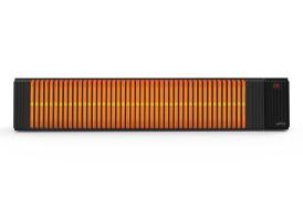 chauffage électrique d'extérieur Red Line 2000 watts à 5 niveaux de puissance