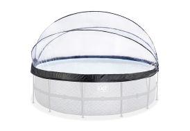 Dôme de protection pour piscine diamètre 488 cm