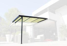Extension pour Tonnelle Azura à Toile Renforcée 3,5 x 2 m