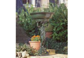 Fontaine de Jardin en Fonte Circuit Fermé Cariatide