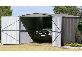 Garage Métal Treco Zincalume (3,07x5,88x2,03)