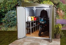 Garage Motos Titan 960 (280x198x219) 2 Coloris