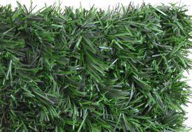 Haie Artificielle 243 Brins 3x1,5m Vert Thuya Lux