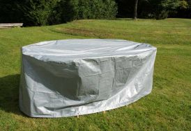 Housse Table Ovale (210x150x85cm)
