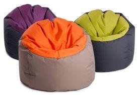 Pouf Géant Coussin Jumbo Bag Bowly