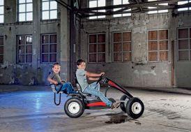 Siège Duo Lux pour Kart à Pédales Berg (2 coloris)