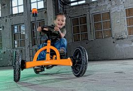 Kart à Pédales Berg Junior Buddy Orange