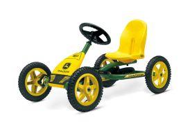 Kart à Pédales Kart pour Enfant Berg Buddy John Deere Jaune et Vert