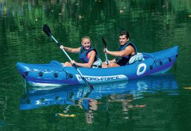 Kayak Gonflable Adulte 2 Places Lite-Rapid