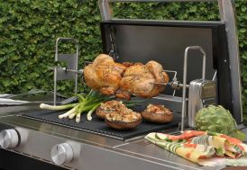 Rotisserie pour Barbecue Thin Char-Broil