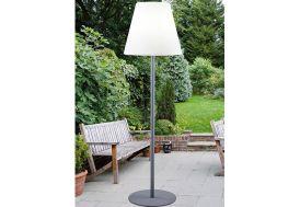 Lampadaire Lumineux Blanc sur Secteur 50x50x180cm
