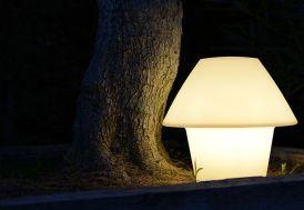 Lampe de Table Blanche sur Secteur