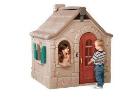 Maisonnette en Plastique Cottage Chaumière