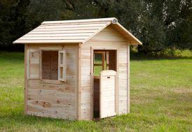 Maison Enfant Bois Noa