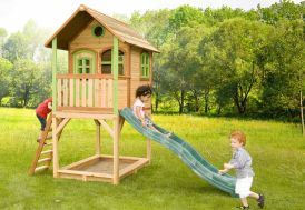 Maison Enfant Bois Sarah