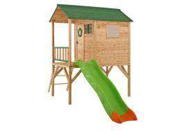 Maison Enfant Bois Armelle sur Pilotis