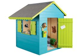Maison Enfant Bois Sweety 12mm  (161x133x158cm)