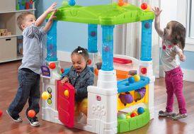 Maisonnette Enfant en Plastique Wonderball Fun House