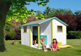 Maison Enfant Bois Lisa