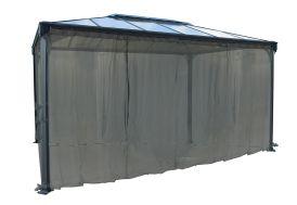 Moustiquaires pour tonnelle en alu Palram Martinique 4300