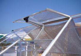 Ouverture Automatique de Lucarne pour Serre Chalet-Jardin