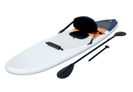 Paddle Gonflable High Wave SUP & Kayak 285x76x10cm + Pagaie + Pompe + Sac